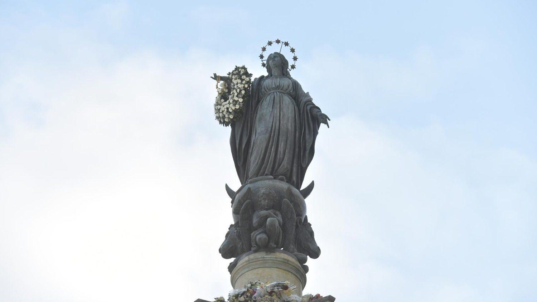 Il Santo Padre iconoclasta