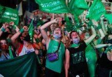 L'Argentina legalizza l'aborto