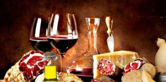 La dieta per il cervello: vino formaggio e agnello