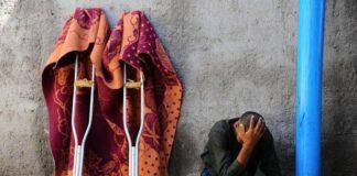 persone disabili in iran