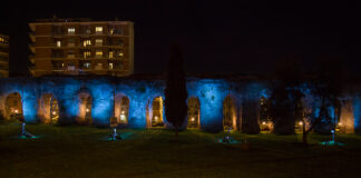 Rgb Light: ROma diventa un museo a cielo aperto