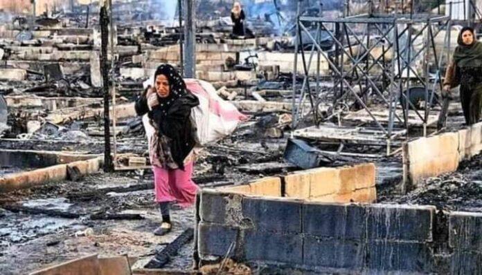 rifugiati siriani libano