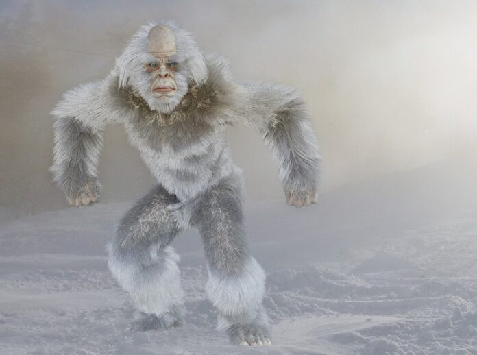 Stagione di caccia al Bigfoot
