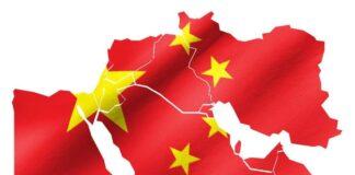 Cina nel Medio Oriente