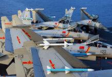 Marina statunitense provoca Cina