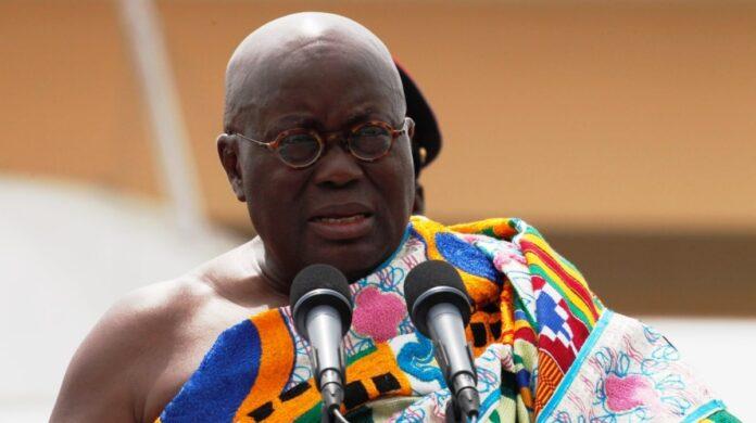 Il presidente ghanese