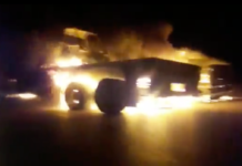 Iraq statiunitensi sotto attacco