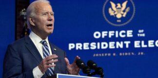 Biden firmerà i primi decreti