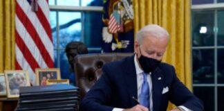 Gli ordini esecutivi che Biden firmerà