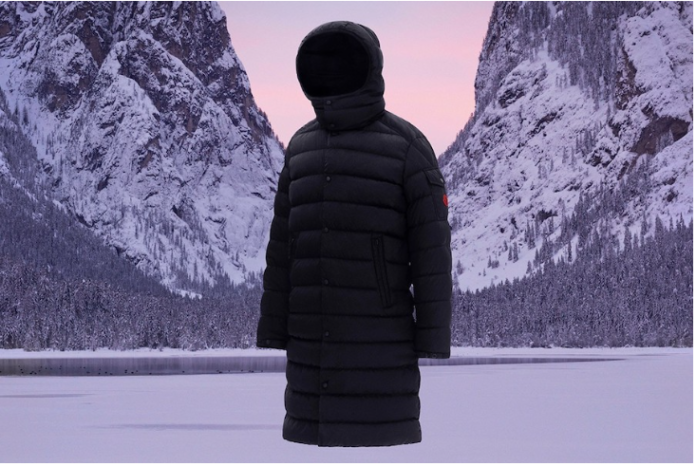 Moncler Born to protect