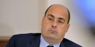 La dichiarazione di Zingaretti
