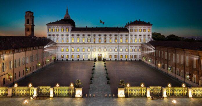 Palazzo Reale di Torino. Uno dei Palazzi più belli d'Italia.