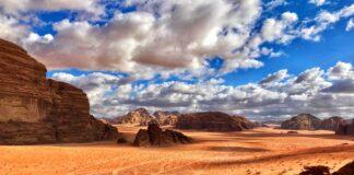 Wadi Rum Giordania