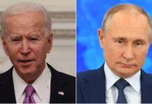 Biden affronta Putin