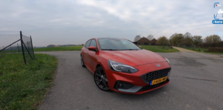 ford focus st automatica