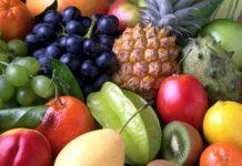 Frutta esotica