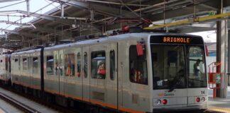 brignole tim stazione metro genova