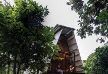 Huaira: casa a zero emissioni di carbonio in Ecuador