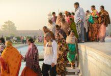 Contadini in India