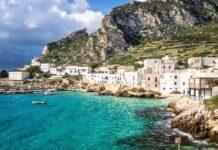 Isola di Levanzo, un dei borghi più belli d'Italia