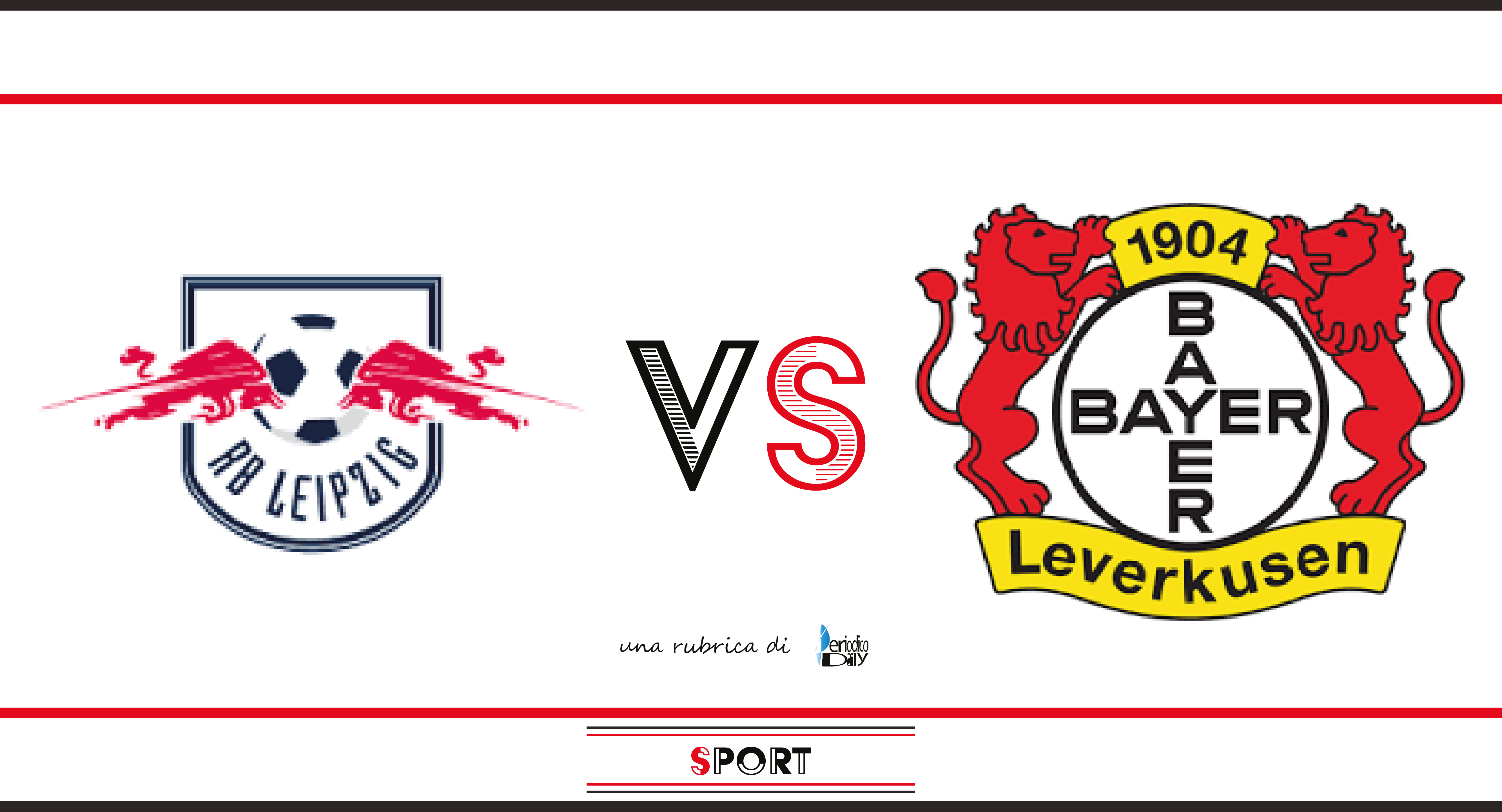 Lipsia - Leverkusen