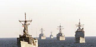navi militari russe