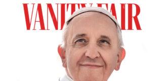 papa francesco vanity fair