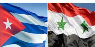 siria cuba