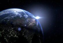 La Terra sta ruotando velocemente