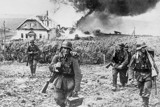 нацистские немецкие солдаты