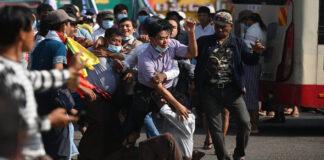 Crisi in Myanmar
