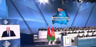 Lukashenko si prepara a riformare la costituzione