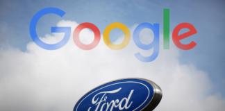 FOrd e Google: una partnership milionaria
