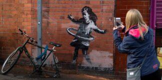 murale Banksy Nottingham
