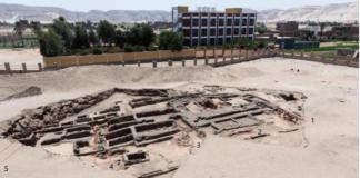 scoperta Egitto