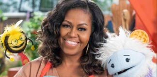 Michelle Obama annuncia un programma per bambini