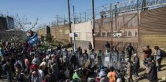 Richiedenti asilo USA