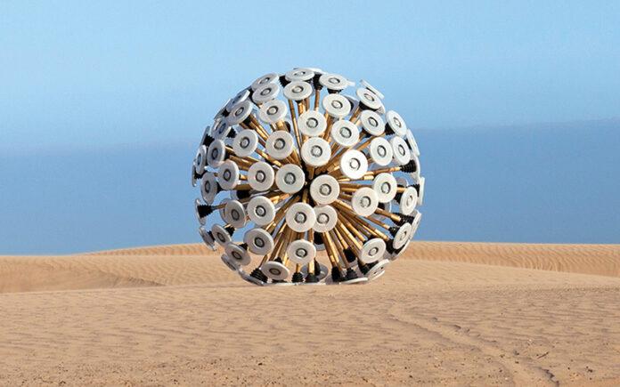Mine Kafon Ball