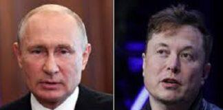 Musk invita Putin sulla Clubhouse