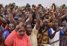 Proteste in Niger