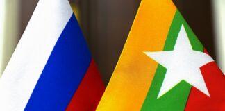 La Russia sostiene l'esercito del Myanmar