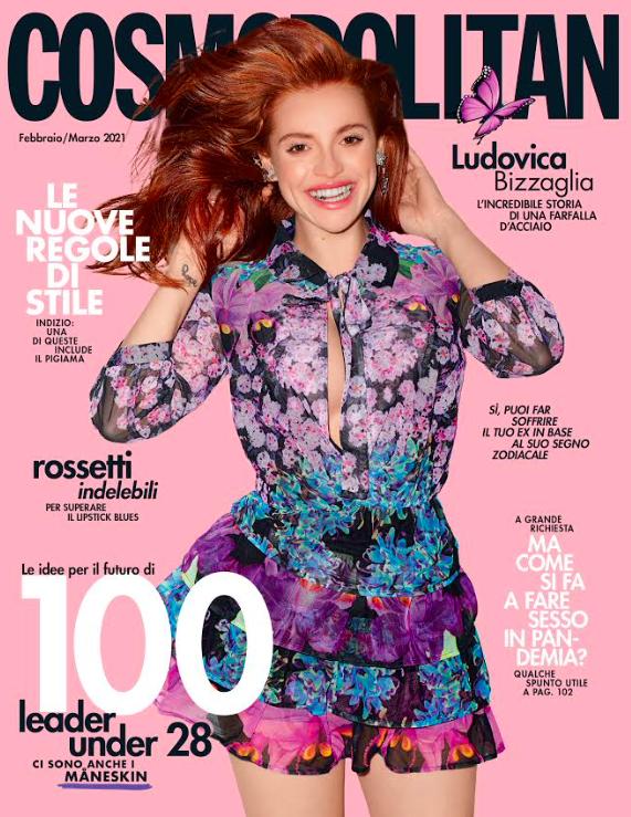 Cosmopolitan marzo