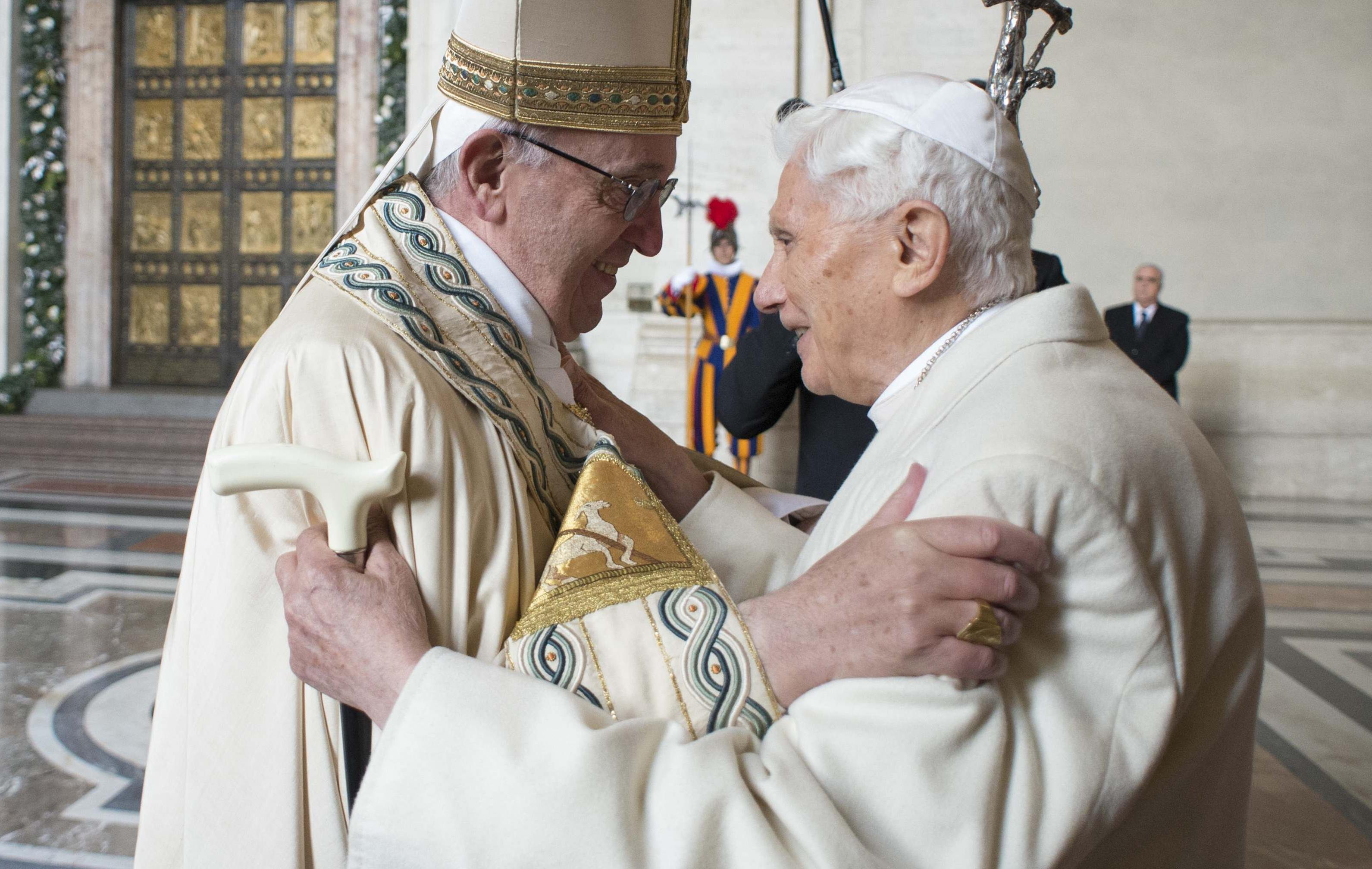 Benedetto VXI compie 94 anni