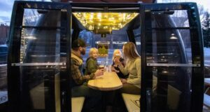 """Colorado: Mountain Tap Brewery una birreria con le """"Gondolas"""""""