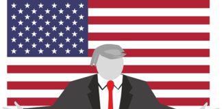 Donald Trump ritorna in pubblico