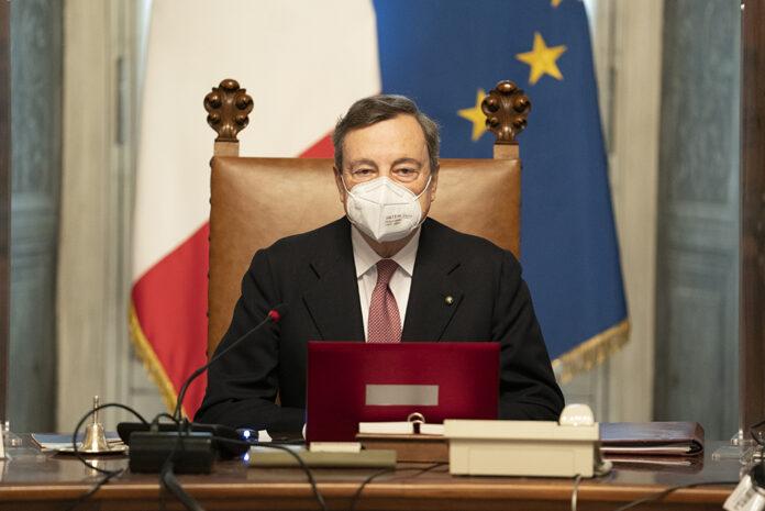 Draghi come Conte approvato nuovo DPCM Stop agli spostamenti