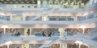 biblioteche dal design suggestivo