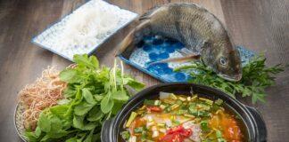 pesce in zuppa