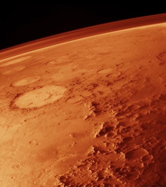 Hope: l'orbiter presto nell'atmosfera di Marte