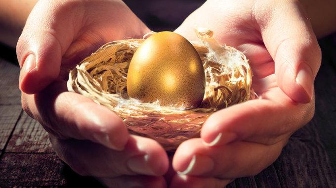 l'oro è un asset strategico